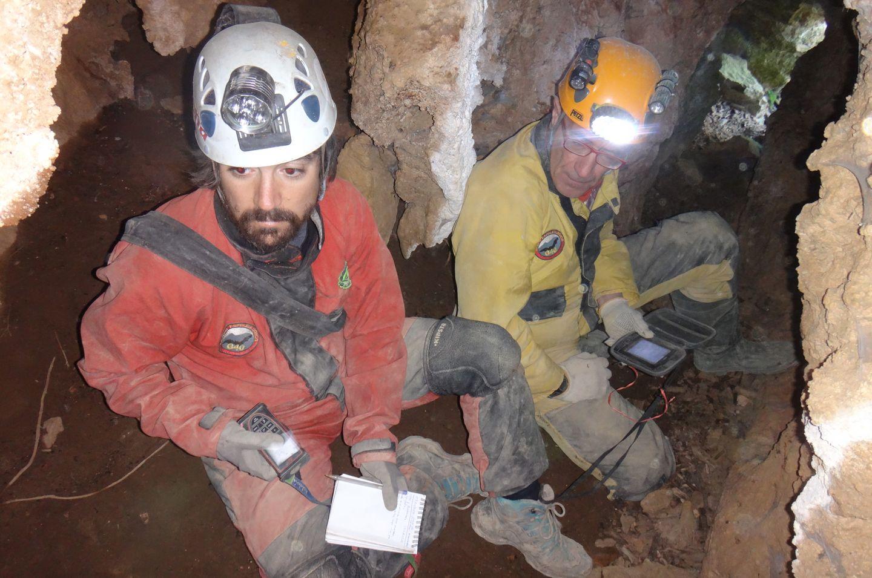 La Cueva del Guadalora (Hornachuelos) se convierte en la de mayor desarrollo de la Sierra Morena Cordobesa
