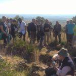 Encuentro multidisciplinar en La Sierrezuela de Posadas en la XXXVII Reunión de Campo GAC-AEQUA