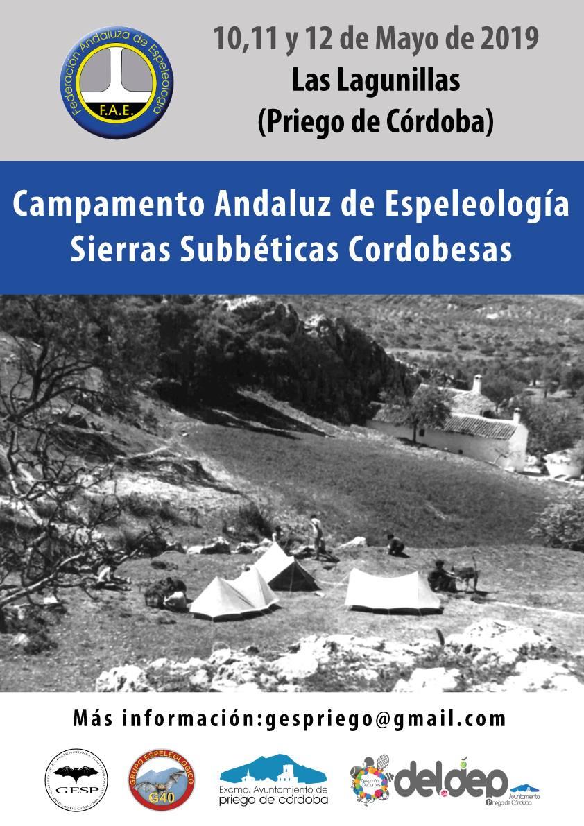 Campamento Andaluz de Espeleología