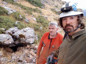 Jornada de monte y exploración por las Sierras Subbéticas Cordobesas para despedir el verano