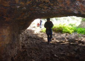 Cueva Traviesa (Hornachuelos, Córdoba)