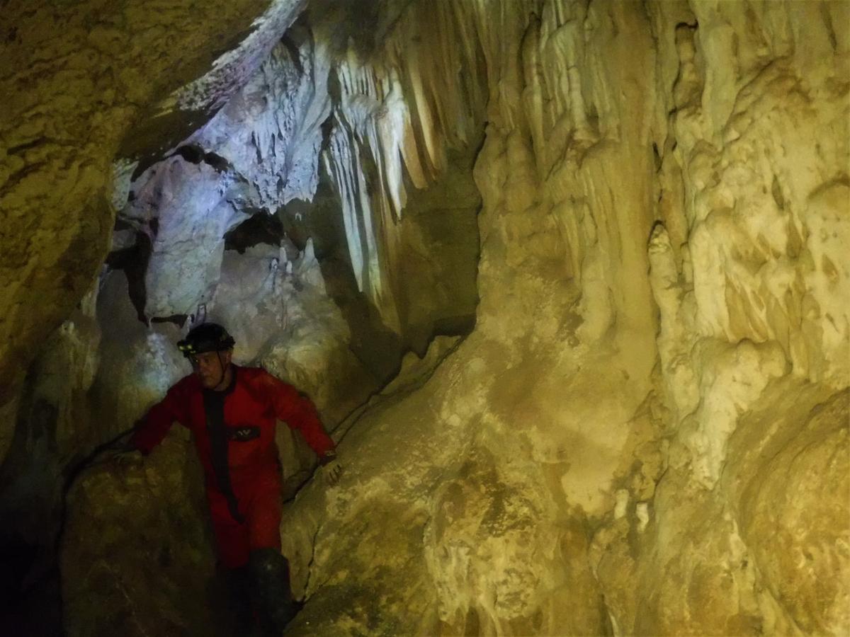 GEKO - Cueva del Guadalora