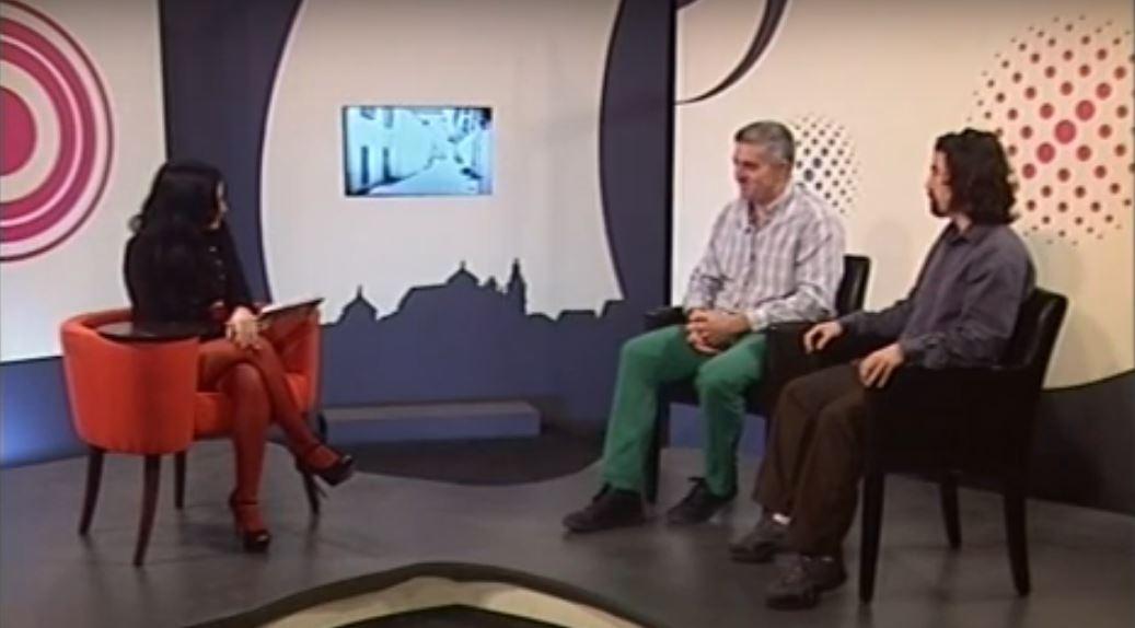 Entrevista al G40 en PTV Córdoba