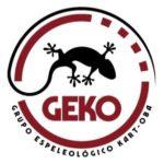 Logotipo del Grupo Espelológico Kart-Oba (GEKO)