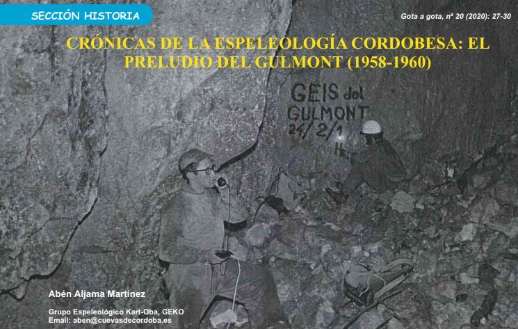 El preludio del Gulmont